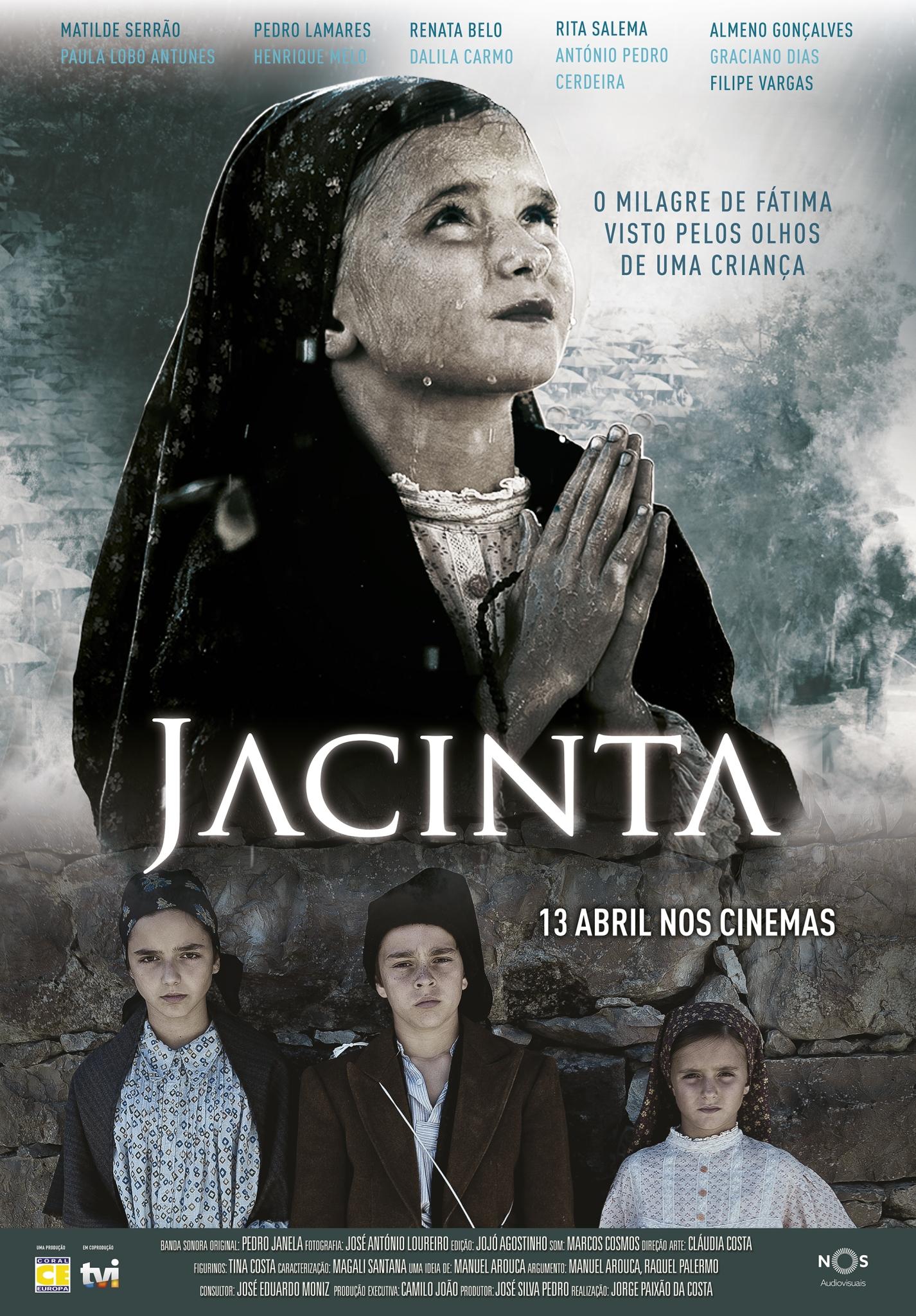 Cartaz Jacinta